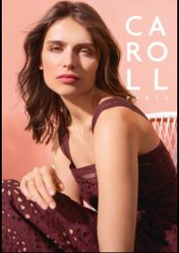 Catalogues et collections Caroll Namur : Catalogue été 2018