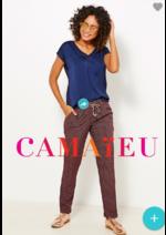 Catalogues et collections Camaieu : Pantalon fluide