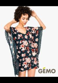 Catalogues et collections Gemo : Vêtements de plage