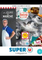 Promos et remises  : Sélection saveurs de la mer