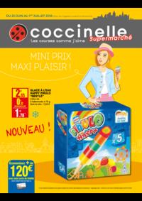 Prospectus Coccinelle Supermarché PARIS : Maxi prix maxi plaisir!