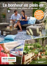 Guides et conseils Do it + Garden Bern - Marktgasse Fachmarkt : Le bonheur en plein air