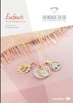 Promos et remises  : Enfants collection bijoux 2018