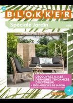 Prospectus BLOKKER : Spéciale jardin