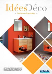 Journaux et magazines Espace Aubade BAGNOLET : Couleurs vitaminées