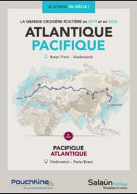 Prospectus Salaun Holidays Brest - Rue Boussingault : La grande croisière routière 2019 2020