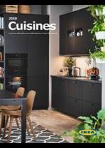 Prospectus IKEA : Cuisines 2018