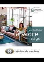 Prospectus H&H : Un intérieur à votre image