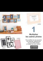 Catalogues et collections Maisons du Monde : Collection Trends