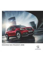 Prospectus Peugeot : Peugeot 2008