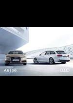 Promos et remises  : Audi A6/S6