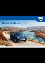 Prospectus Dacia : Dacia Lodgy