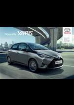 Promos et remises  : Toyota Yaris