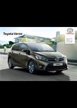 Prospectus Toyota : Toyota Verso