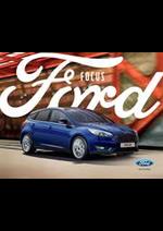 Promos et remises  : Ford Focus