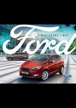 Promos et remises  : Ford C-Max + Grand C-Max