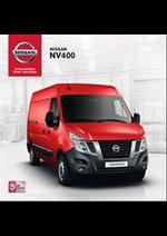 Promos et remises  : Nissan NV400