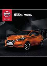 Promos et remises  : Nouvelle Nissan Micra
