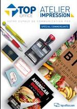 Promos et remises  : Atelier Impression - Spécial Commerçants