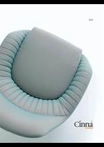 Prospectus Cinna : Catalogue 2018