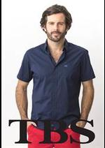 Prospectus TBS : Chemises Homme