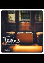 Promos et remises  : Trains - Des voyages hors du temps