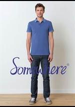 Prospectus Somewhere : Polos Tee Shirt Homme