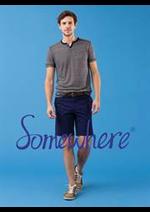 Prospectus Somewhere : Soldes Homme