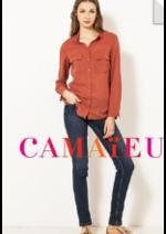 Catalogues et collections Camaieu : Blouses et chemisiers