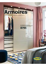 Prospectus IKEA : Catalogue Armoires 2019