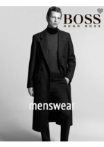 Catalogues et collections Hugo Boss : Menswear