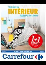 Prospectus Carrefour : Tout pour un intérieur tout beau tout propre