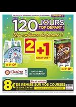 Prospectus Supermarchés Casino : Une ambiance de promos !