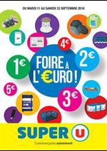 Prospectus  : FOIRE A L'EURO