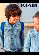Prospectus Kiabi : Kiabi Boys Back to school