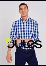 Prospectus Jules : Chemises Homme