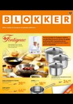 Prospectus BLOKKER : Les offres de septembre