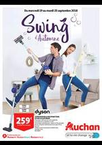 Prospectus Auchan : Swing d'automne