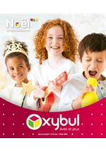 Prospectus Oxybul Eveil & jeux : Noël de tous les talents!