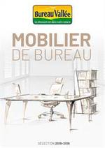 Prospectus Bureau Vallée : Catalogue Mobilier