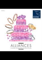 Prospectus Nouveaux Bijoutiers : Collection Alliances