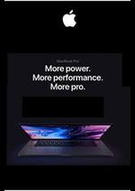 Prospectus  : Apple Macbook pro