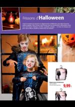 Prospectus  : Frissons d'Halloween