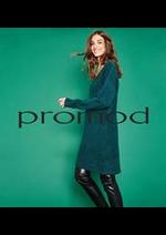 Prospectus Promod : Lookbook Robes