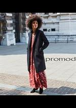 Prospectus Promod : Lookbook Manteaux