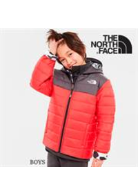 Prospectus The North Face PARIS BEAUGRENELLE : The north face Boys