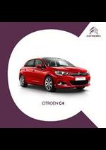 Prospectus Citroen : Citroën C4