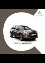 Promos et remises  : Citroën C4 Aircross