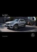 Prospectus Mercedes Benz : Merceddes-Benz GLC
