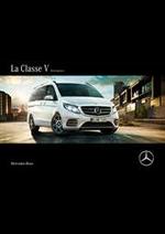 Prospectus Mercedes Benz : Mercedes-Benz Classe V